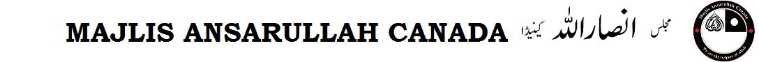Majlis Ansarullah Canada